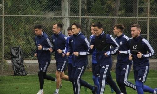 «Окжетпес» во втором матче за сегодняшний день уступил узбекской команде