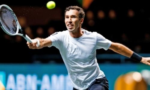 Кукушкин покидает соревнования в Марселе