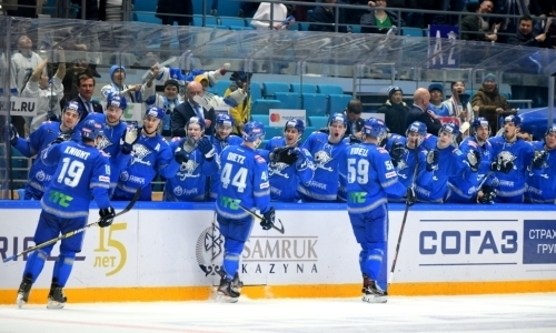 Стали известны даты всех матчей «Барыса» в первом раунде плей-офф КХЛ