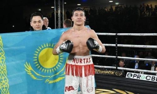 Непобежденный казахстанец Нуртас Ажбенов получил в соперники «Звездного мальчика» с 18 победами