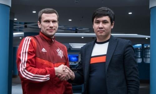 «Актобе» подписал двукратного чемпиона Латвии