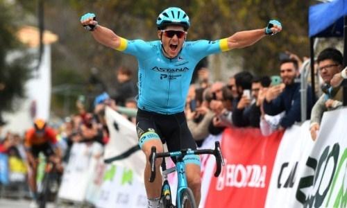 Капитан «Астаны» поделился секретом победы на первом этапе «Вуэльта Андалусии»