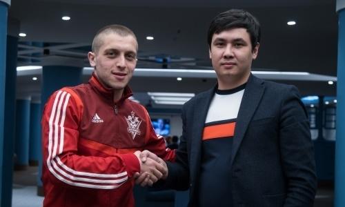 Полузащитник из европейского чемпионата официально перешел в «Актобе»