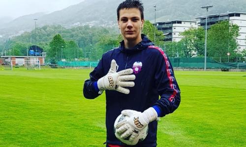 Молодой казахстанский футболист попал на просмотр в европейский клуб