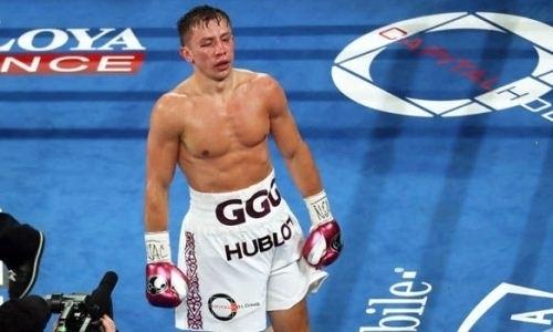 Головкин получил официальное предложение о бое с чемпионом мира в другой весовой категории