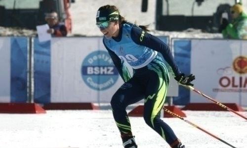 Шевченко — 37-я в масс-старте «Ски тура» в Мерокере