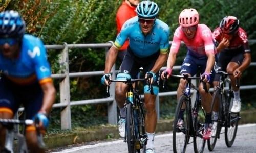 Фульсанг — шестой на втором этапе «Вуэльта Андалусии»