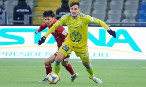 Стало известно, какой канал покажет матч за Суперкубок Казахстана-2020