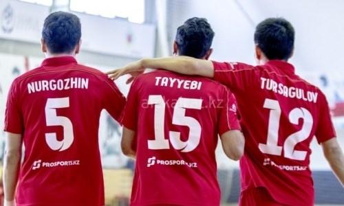 В товарищеском матче «Кайрат» победил сборную Кыргызстана