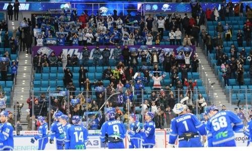 Дождались! «Барыс» вышел в лидеры дивизиона и на второе место конференции КХЛ