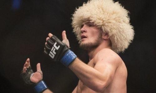«Яразобью ему лицо только джебом». Экс-чемпион UFC вдвух категориях бросил вызов Нурмагомедову