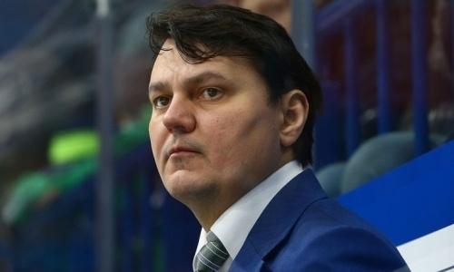 «К сожалению...». Наставник «Салавата Юлаева» назвал причину поражения «Барысу»