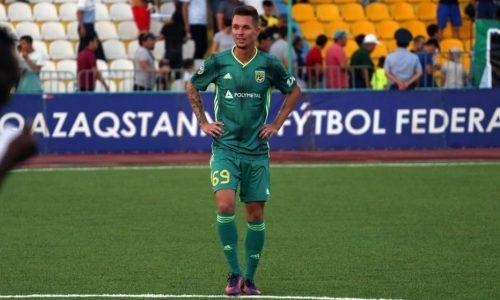 «Тобол» объявил о расставании с российским футболистом