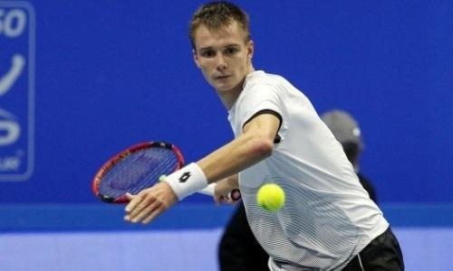 Казахстанский теннисист победил 15-ю ракетку мира и вышел в полуфинал престижного турнира ATP