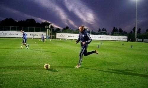 Исламбек Куат завершил сборы вИспании склубом РПЛ матчем с норвежской командой