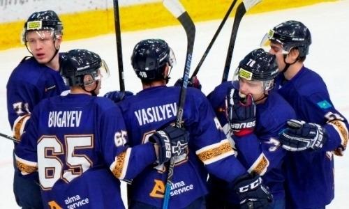 Букмекеры определили победителя матча МХЛ «Алтай» — «Снежные Барсы»