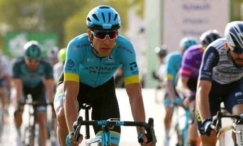 Мартинелли — 18-й на третьем этапе «Тура Алгарве»