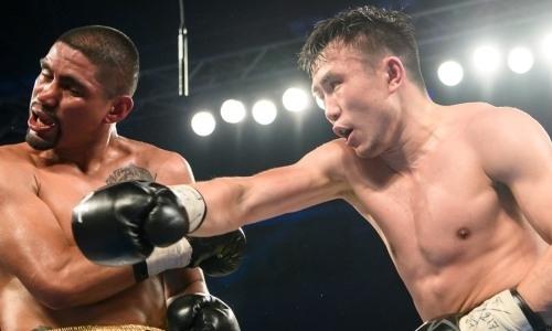 Видео боя, или Как непобеждённый казахстанец жестоко избивал «Тайсона» с 14 нокаутами из Golden Boy