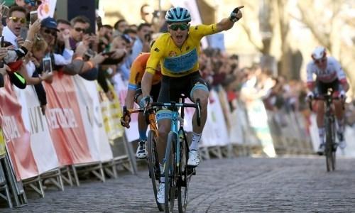 «Первые два часа были очень сложными». Фульсанг высказался о победе на этапе «Вуэльты Андалусии»