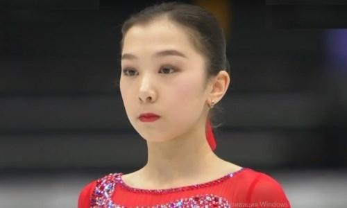 Элизабет Турсынбаева показала, на что способна, кроме фигурного катания