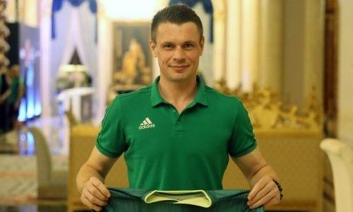 Экс-голкипер сборной Казахстана определился с клубом после ухода из «Астаны»