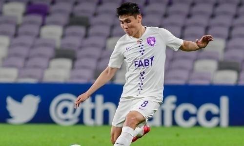 Прямая трансляция дебютного матча Бауыржана Исламхана в Кубке президента ОАЭ