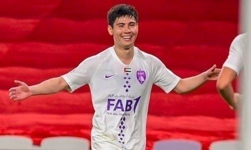 Бауыржан Исламхан дебютировал в Кубке президента ОАЭ в матче с 11-ю голами, четырьмя пенальти и удалением