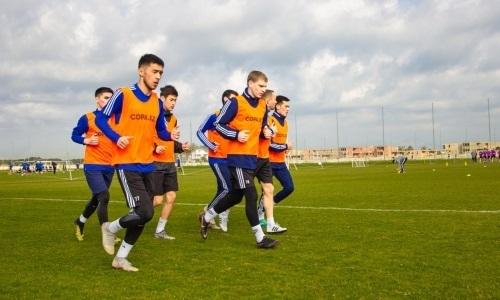 Казахстанский клуб обыграл команду из Нигерии в товарищеском матче