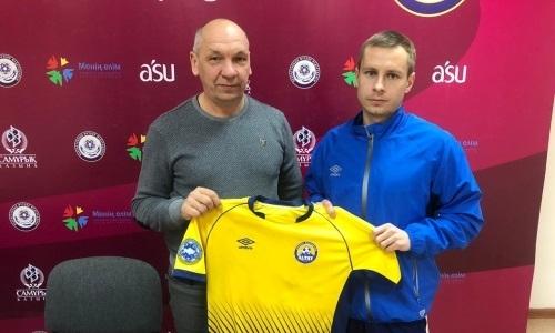 Клуб Первой лиги подписал экс-игрока «Иртыша» и «Актобе»