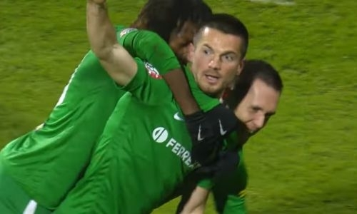 Недавно ушедший из клуба КПЛ игрок в первом же официальном матче забил киевскому «Динамо». Видео