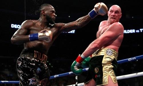 Видео второго боя Уайлдер — Фьюри за титул чемпиона мира WBC с двумя нокдаунами и шокирующим исходом