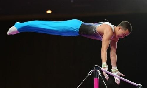 Казахстанский гимнаст завоевал вторую медаль на этапе Кубка мира в Австралии