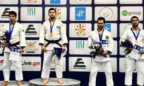 Казахстанец выиграл «золото» на Кубке мира по пара дзюдо
