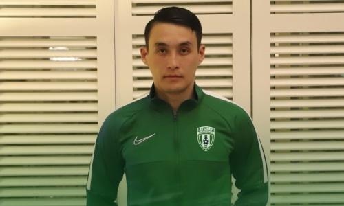 Бывший тренер «Актобе» вошел в штаб «Атырау»