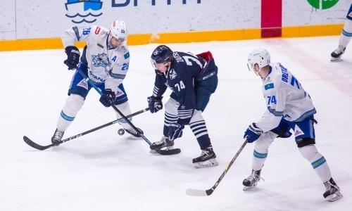 Еще один канадец пропустит следующий матч «Барыса» в КХЛ