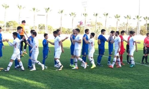 Новичок КПЛ обыграл клуб из Туркменистана в товарищеском матче