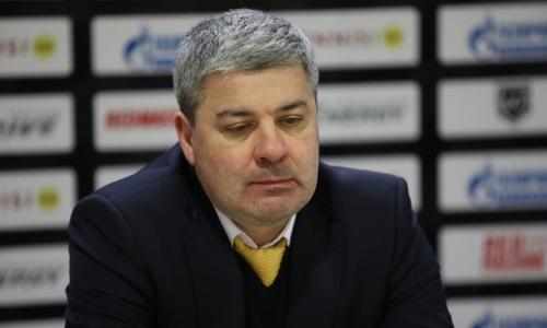 «Есть понимание, каким будет плей-офф». Тренер «Сарыарки» назвал причину поражения от «СКА-Невы»