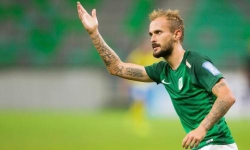 Клуб КПЛ подписал сербского футболиста с тремя трофеями в европейском чемпионате