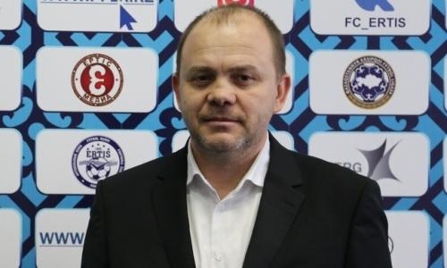 Дмитрий Васильев официально вернулся в казахстанский футбол. Он будет руководить клубом КПЛ