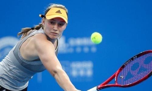 20-летняя казахстанка установила уникальное достижение мирового тенниса