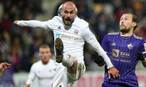 Играл в лучшем клубе Словении и перебрался в «Тараз». Сербский футболист сам рассказал, зачем, и что знает о Казахстане