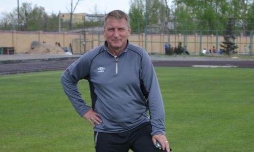 «Один из лучших». Тренер «Алтая» — об изменениях в команде и итогах УТС