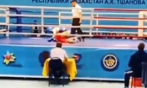 «Хабиб стайл». Видео казахстанского боксера-борца взорвало интернет