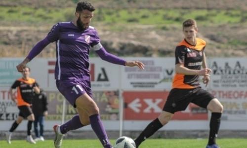 Армянский полузащитник продолжит карьеру в Казахстане