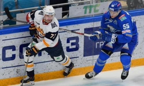 «Прекрасно понимают». «Барысу» сообщили о печальном исходе сражения с «Металлургом» на старте плей-офф КХЛ