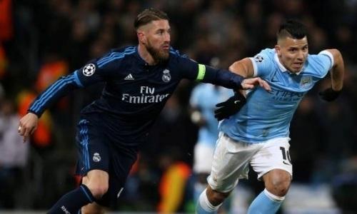 «Реал Мадрид» — «Манчестер Сити» и «Лион» — «Ювентус»: прямая трансляция матчей Лиги Чемпионов в Казахстане