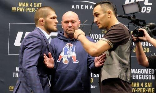 UFC объявил дату официальной пресс-конференции боя Нурмагомедов — Фергюсон