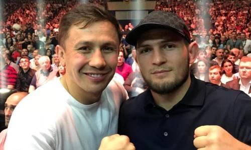 «Перейдет в ММА?» Исторический турнир UFC в Казахстане неожиданно связали с Головкиным