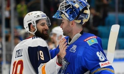 «Совершенно другой...». Названы победитель и точный счет серии плей-офф КХЛ «Барыс» — «Металлург»