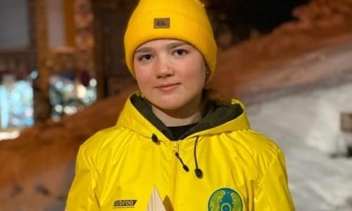 Казахстанка стала победительницей общего зачета Кубка Европы по фристайлу-могул